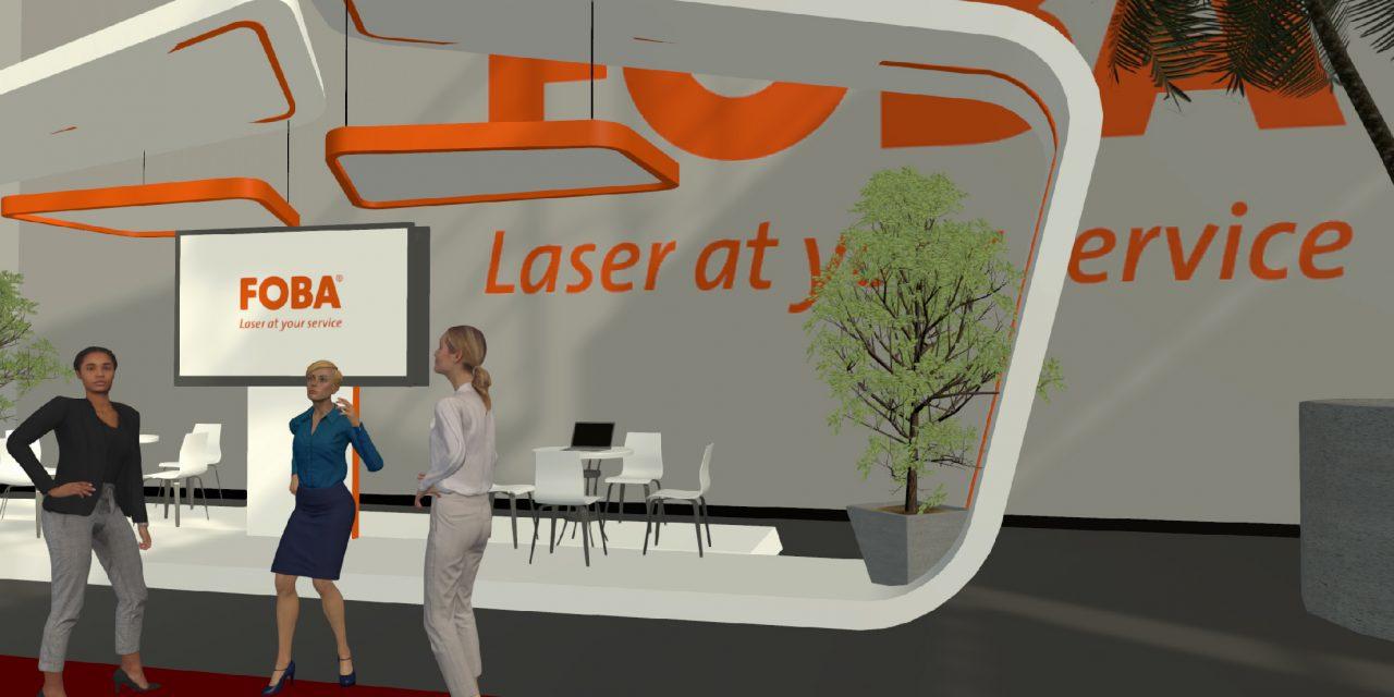 Fast lebensecht: Als Avatar zur virtuellen Industriemesse