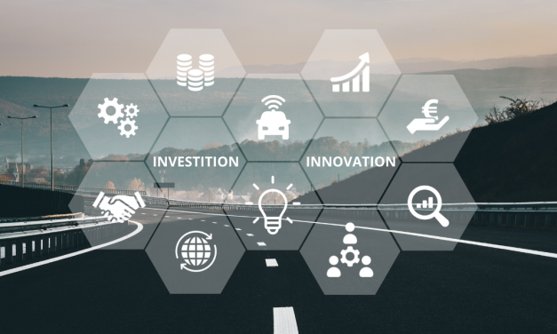 Veränderung bedarf der Innovation und Investition