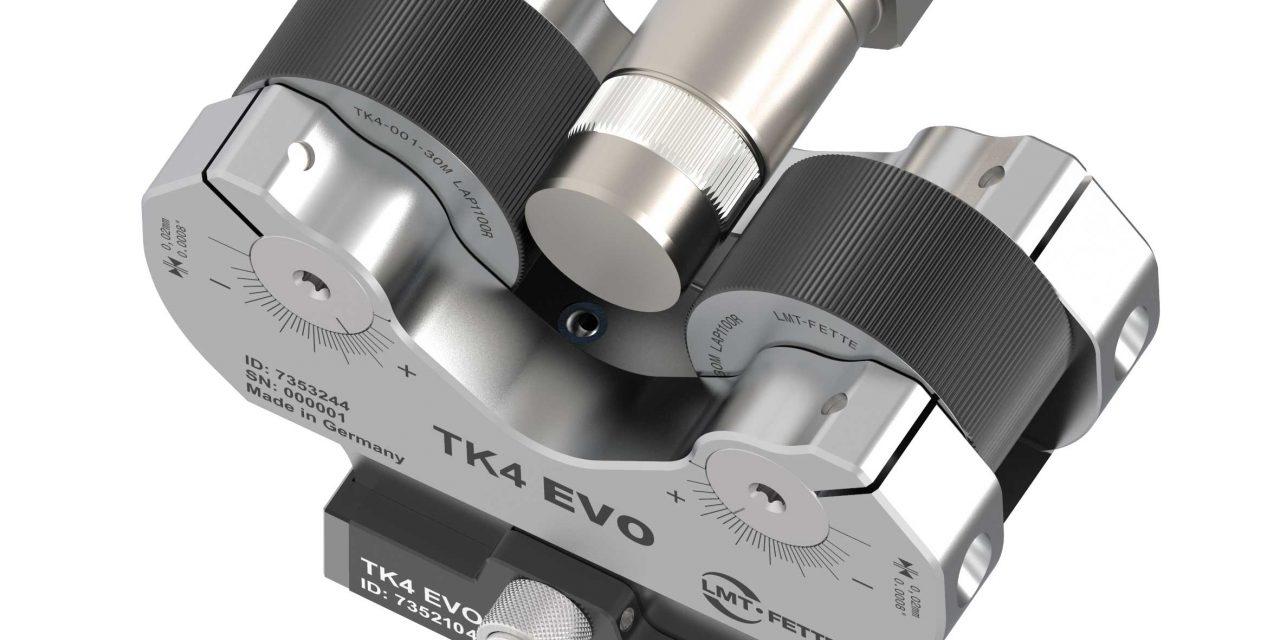 Das neue EVOline Rändelsystem: Die ideale Werkzeuglösung für alle Rändelbauteile im Tangentialverfahren