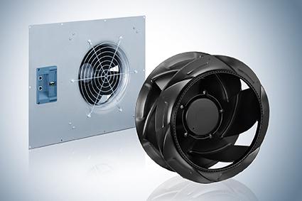 Schnelle Inbetriebnahme – leiser und energieeffizienter Betrieb – EC-Radialventilatoren für Filter-Fan-Units im Reinraum