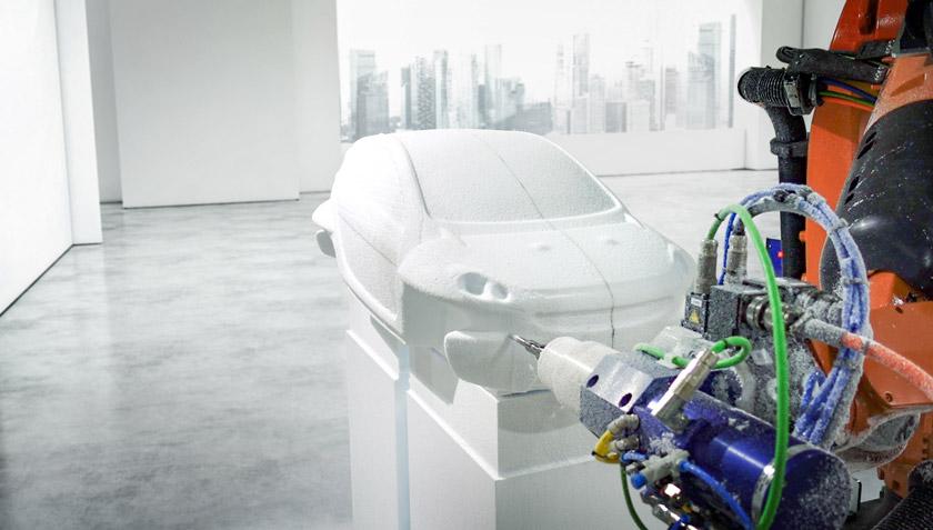 Mit modernster Robotertechnik die Zukunft der Produktion mitgestalten