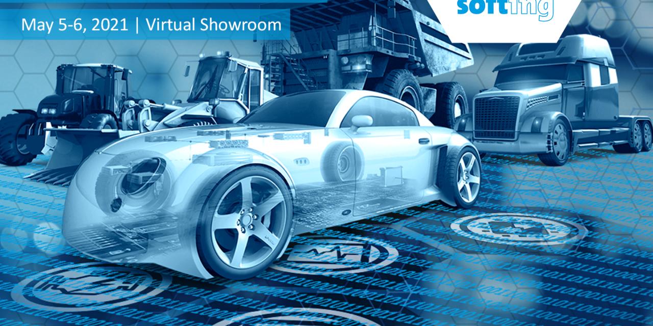 """Softing lädt ein zur virtuellen """"Softing Automotive Convention"""""""