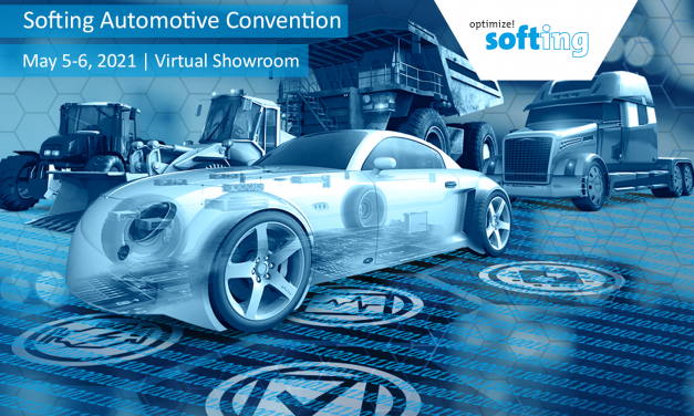 "Softing lädt ein zur virtuellen ""Softing Automotive Convention"""