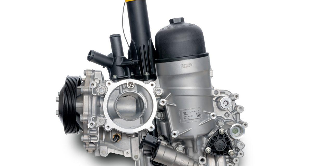 Hengst rüstet US-Trucks von Daimler mit neuem Öl-Kühlmittel-Modul aus