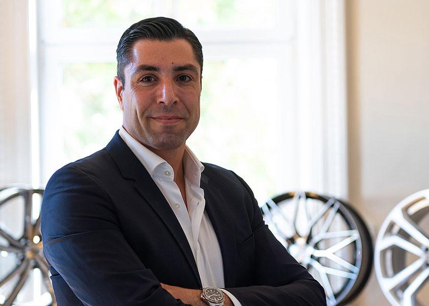 ALCAR WHEELS erweitert die Geschäftsführung um Mario Bagheri