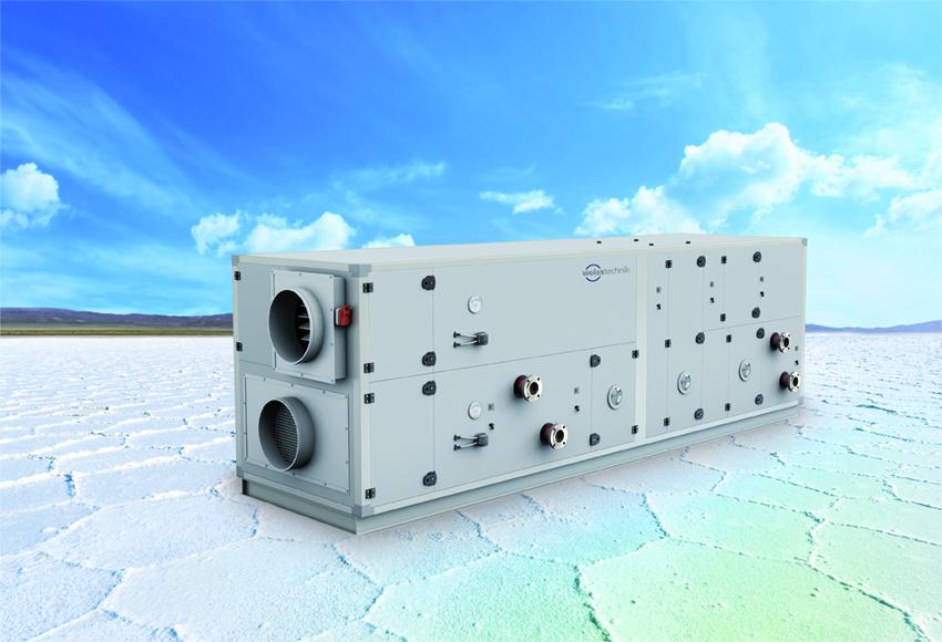 Trockenraumsysteme von Weiss Technik.  Bestes Klima für starke Batteriezellen