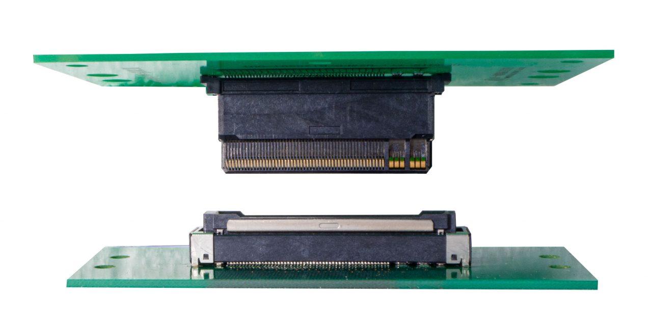 Floating Board-to-Board Steckverbinder –  für spezielle High-Speed Anwendungen