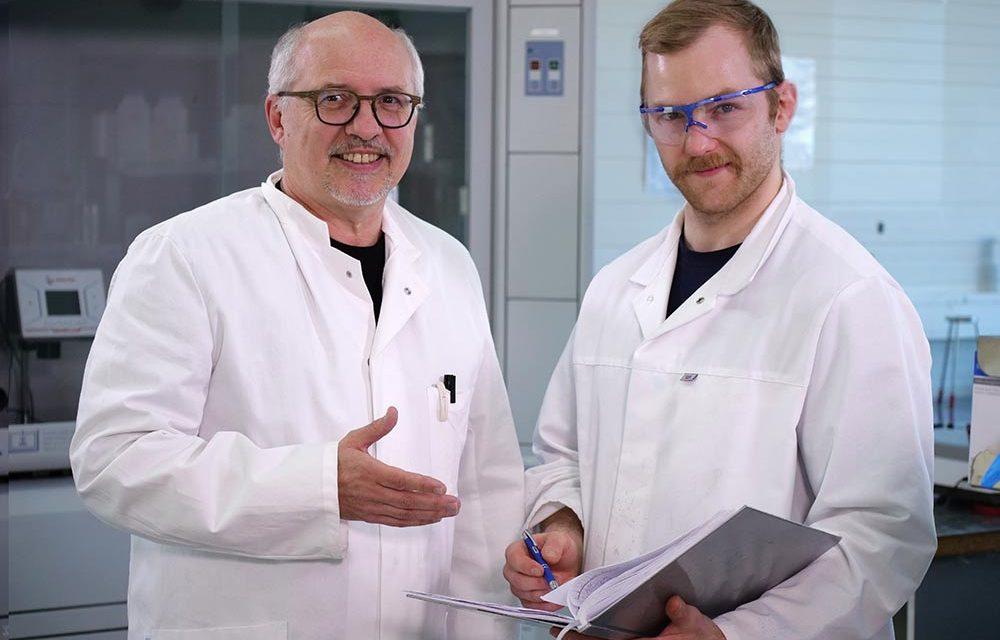 Interview mit Dr. Georg Wagner, Gründer und Geschäftsführer der NTC Nano Tech Coatings GmbH.